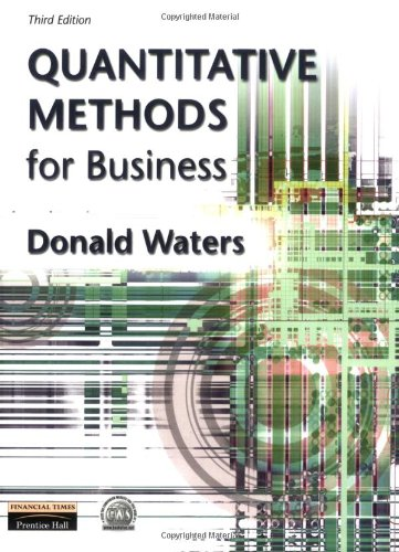 9780273646945: Quantitative Methods for Business