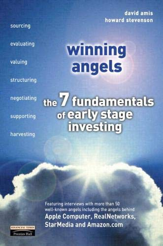 9780273649168: Winning Angels: The Seven Fundamentals of Early-State Investing