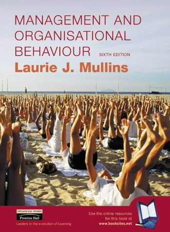 9780273651475: Management and Organisational Behaviour