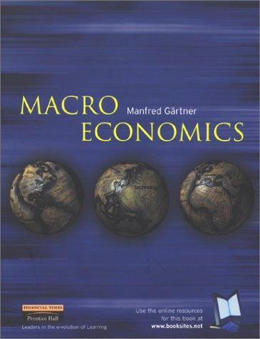 9780273651635: Macroeconomics