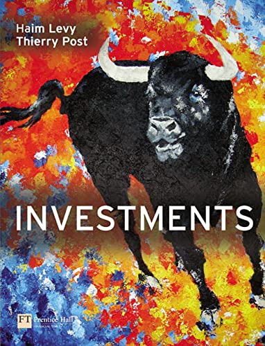 Investments: Haim Levy, Thierry