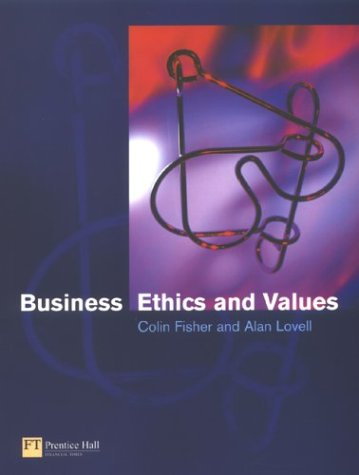 9780273651949: Business Ethics and Values