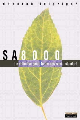 9780273653776: SA8000: The Definitive Guide to the New Social Standard