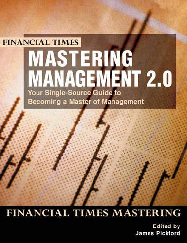 9780273654919: Mastering Management 2.0: Vol 2 (Financial Times Series)