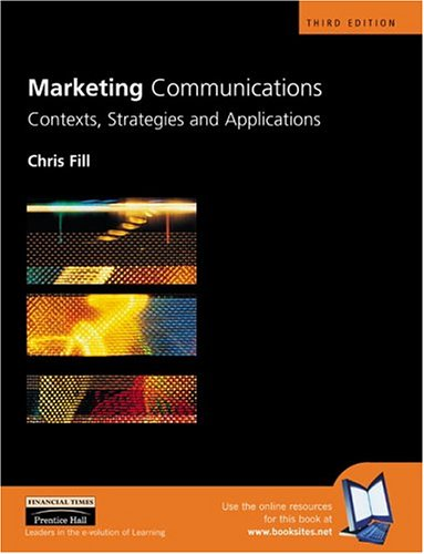 9780273655008: Marketing Communications (3rd Edition)