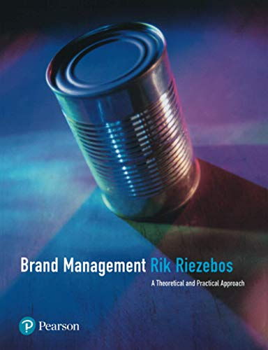 9780273655053: Brand Management: A Theoretical & Practical Approach