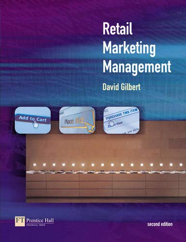9780273655114: Retail Marketing Management
