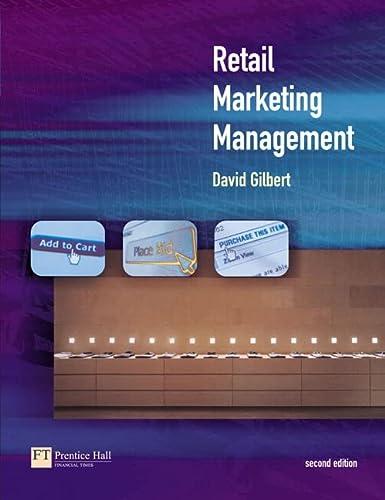 9780273655114: Retail Marketing Management