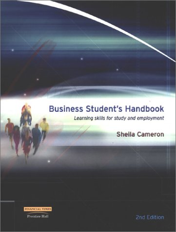 9780273655275: Business Student's Handbook: Learning Skills for Study & Employment
