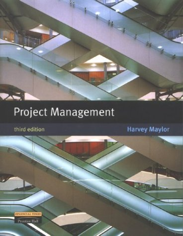 9780273655411: Project Management