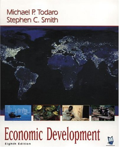 9780273655497: Economic Development (The Addison-Wesley Series in Economics)