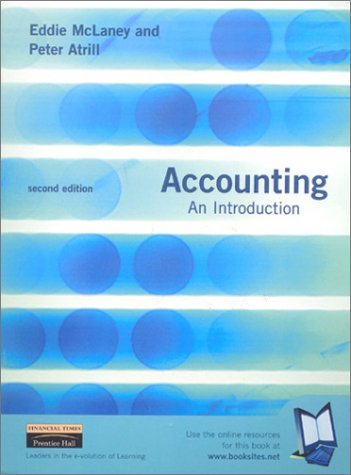 9780273655503: Accounting: An Introduction