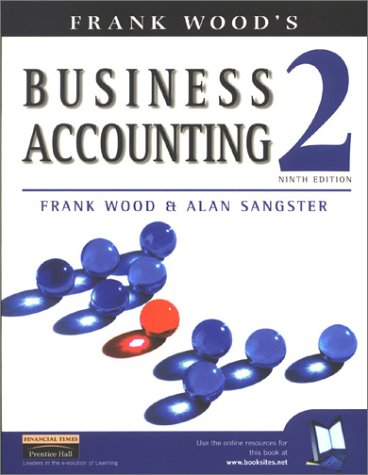 9780273655572: Frank Wood's Business Accounting 2 (Vol 2)
