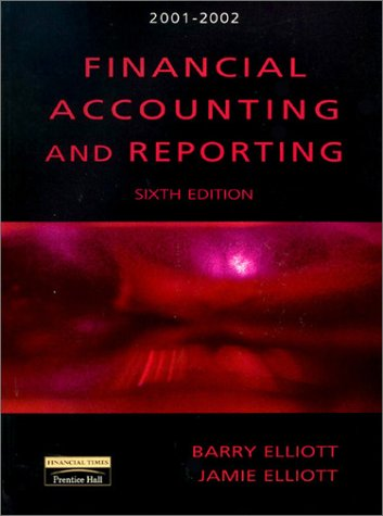 9780273655589: Financial Accounting and Reporting