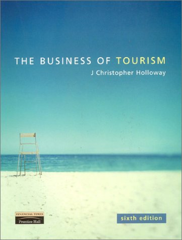 9780273655633: The Business of Tourism