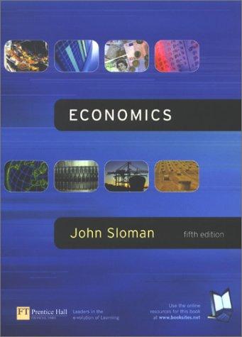 9780273655749: Economics