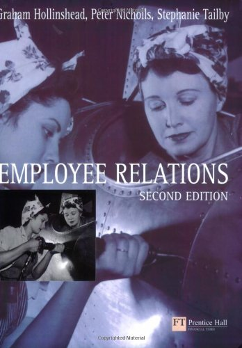 Employee Relations: Stephanie Tailby, Peter