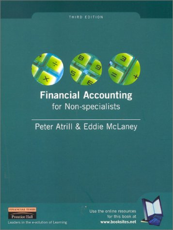 9780273655879: Financial Accounting for Non-Specialists