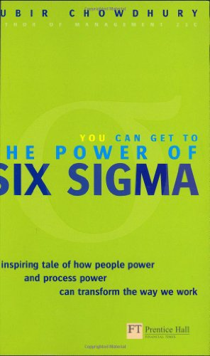 9780273656210: Power of Six Sigma