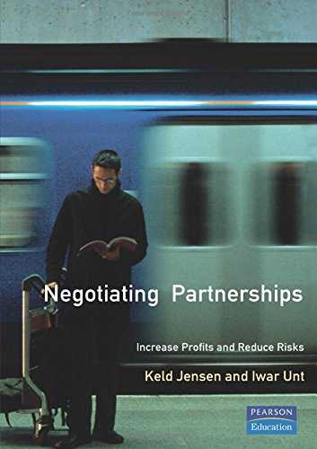 9780273656593: Negotiating Partnerships: Increase Profits and Reduce Risk
