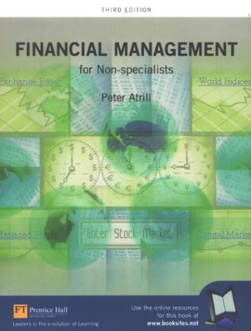 9780273657491: Financial Management for Non-Specialists