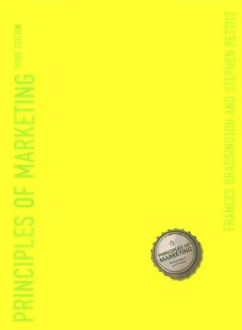 9780273657910: Principles of Marketing