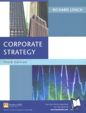9780273658542: Corporate Strategy