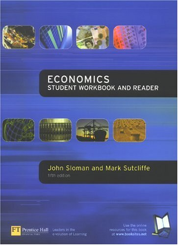 9780273658641: Economics: Student Workbook & Reader