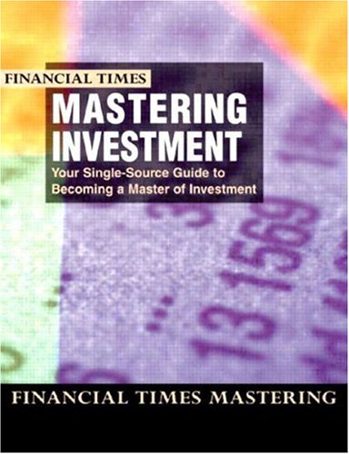 9780273659266: Mastering Investment