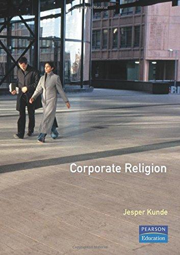 9780273661115: Corporate Religion