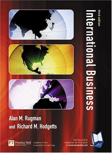 9780273673743: International Business, Third Edition