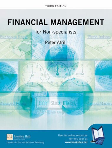 9780273676973: Financial Management for Non-Specialists