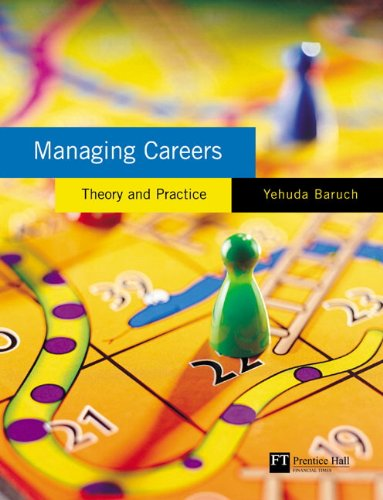 9780273678007: Managing Careers: theory and practice