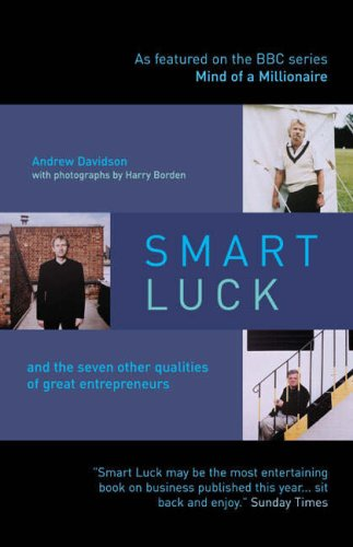 9780273681274: Smart Luck: The Seven Other Qualities of Great Entrepreneurs
