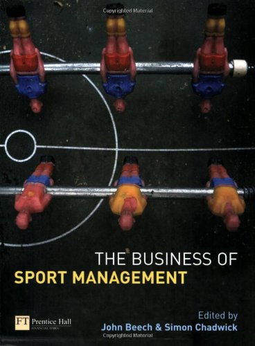 9780273682684: Business of Sport Management
