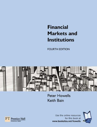9780273682837: Financial Markets & Institutions