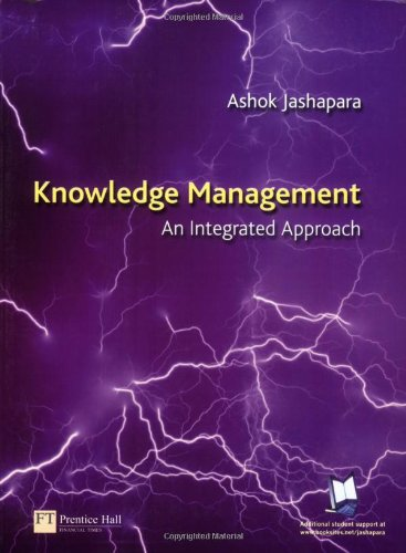 9780273682981: Knowledge Management: An Integral Approach