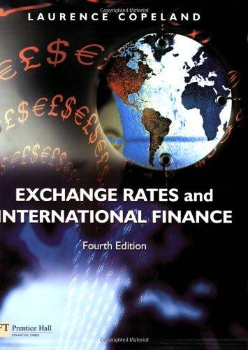 9780273683063: Exchange Rates And International Finance