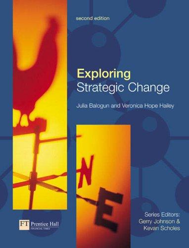 9780273683278: Exploring Strategic Change