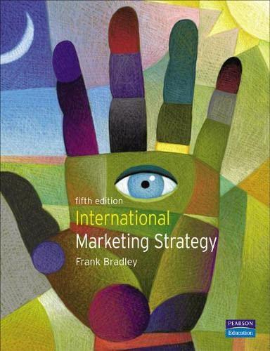9780273686880: International Marketing Strategy