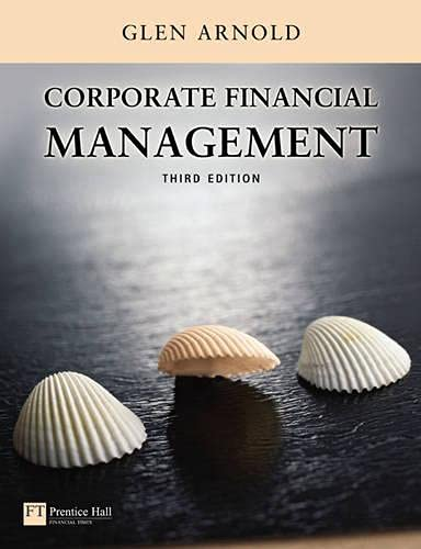9780273687269: Corporate Financial Management