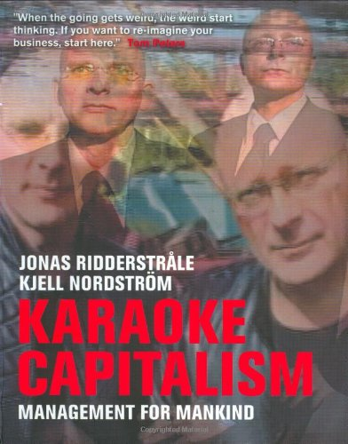9780273687474: Karaoke Capitalism: Management For Mankind