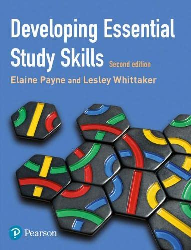 9780273688044: Developing Essential Study Skills