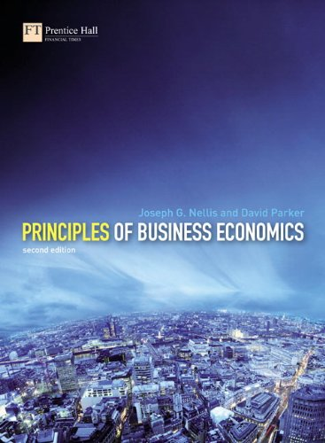 9780273693062: Principles of Business Economics
