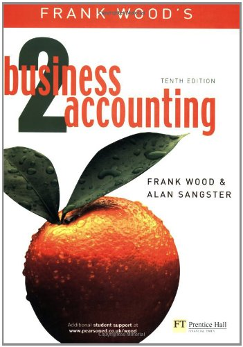 9780273693109: Frank Wood's Business Accounting 2 (v. 2)
