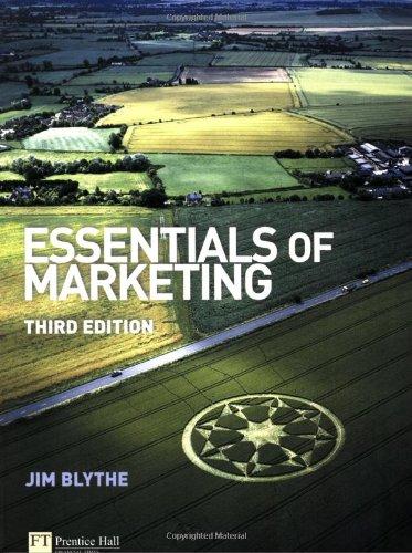 9780273693581: Essentials Of Marketing