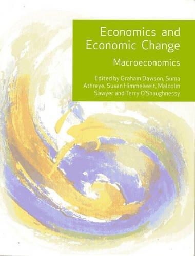 9780273693765: Economics and Economic Change: Macroeconomics