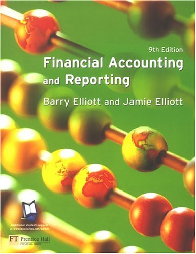 9780273693819: Financial Accounting and Reporting