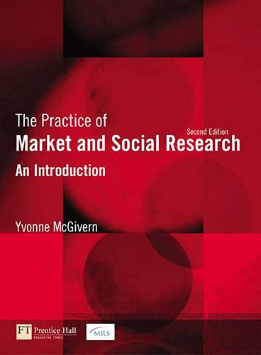 9780273695103: The Practice of Market and Social Research: An Introduction (2nd Edition)