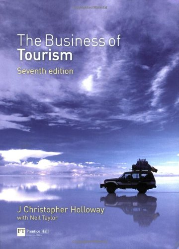 9780273701613: The Business of Tourism